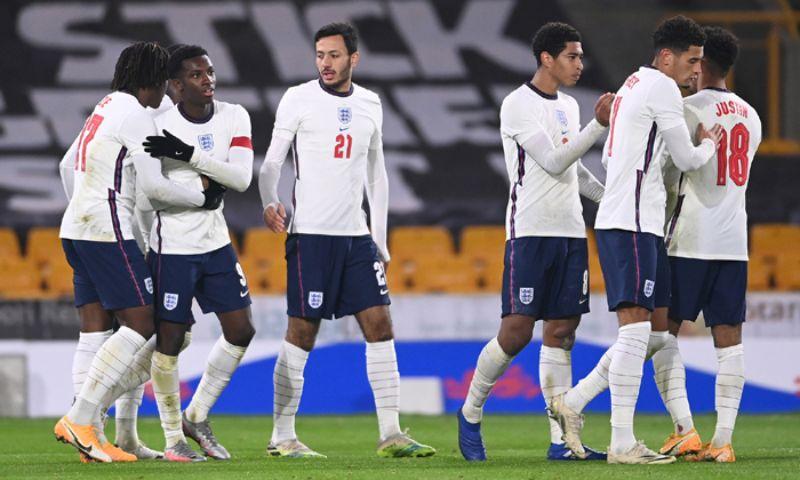 Soi kèo bóng đá U21 Anh vs U21 Thụy Sĩ ngày 25/03/2021