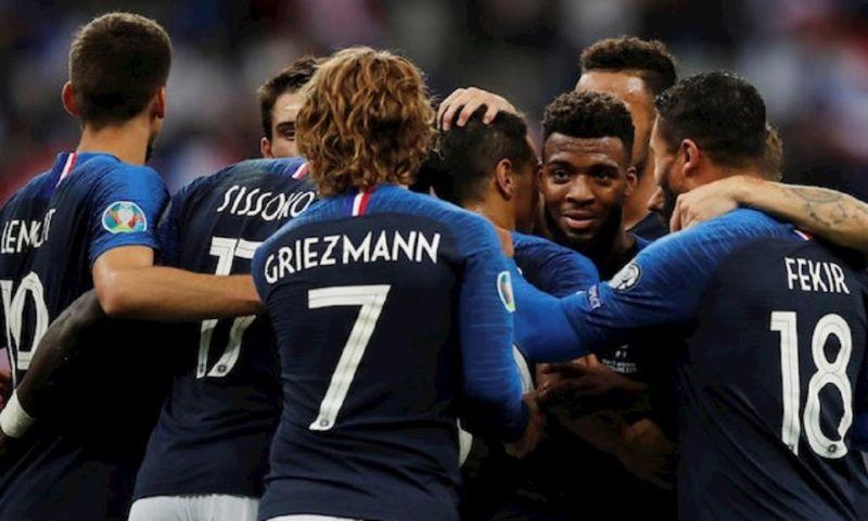 Soi kèo bóng đá Pháp vs Ukraine ngày 25/03/2021