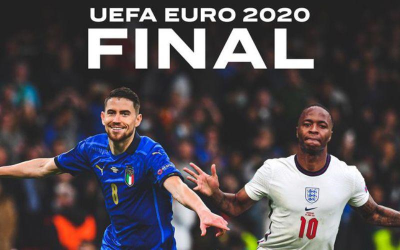 Italia vượt trội tuyển Anh về thành tích đối đầu
